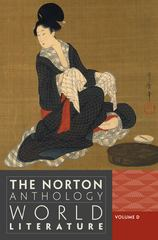 The Norton Anthology of World Literature 3rd Edition 9780393913323 0393913325