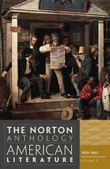 The Norton Anthology of American Literature 8th edition 9780393934779 0393934772