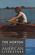 The Norton Anthology of American Literature 8th edition 9780393934786 0393934780