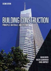 Building Construction 2nd Edition 9780132148696 0132148692