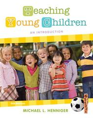 Teaching Young Children 5th Edition 9780133071979 0133071979