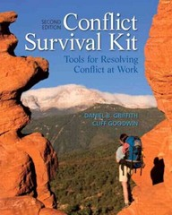 Conflict Survival Kit 2nd Edition 9780132741057 0132741059