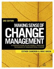 Making Sense of Change Management 3rd Edition 9780749464356 0749464356
