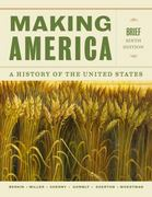 Making America 6th edition 9781133317692 1133317693