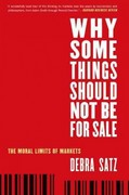 Why Some Things Should Not Be for Sale 1st Edition 9780199892617 019989261X