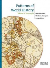 Patterns of World History 1st edition 9780199858989 0199858985