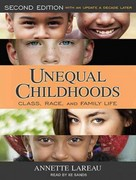 Unequal Childhoods 2nd edition 9781452654713 1452654719