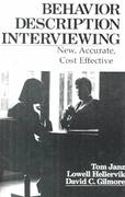 Behavior and Descriptive Interviewing 1st Edition 9780205085972 0205085970
