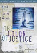 The Color of Justice 2nd Edition 9780534523626 0534523625