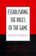 Establishing the Rules of the Game 2nd edition 9780802085641 0802085644