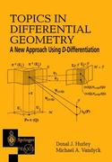 Topics in Differential Geometry 1st edition 9781852334918 1852334916