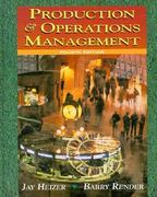 Production and Operations Management, Revised Printing 4th edition 9780132444842 0132444844