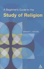 A Beginner's Guide to the Study of Religion 1st edition 9780826495310 0826495311