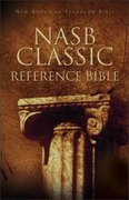 NASB Classic Reference Bible 0 9780310931270 0310931274