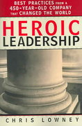 Heroic Leadership 1st Edition 9780829421156 0829421157