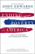 Ending Poverty in America 0 9781595581761 1595581766