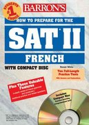 How to Prepare for the SAT II French 0 9780764176210 0764176218