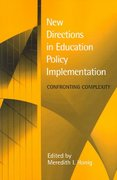New Directions in Education Policy Implementation 0 9780791468203 0791468208