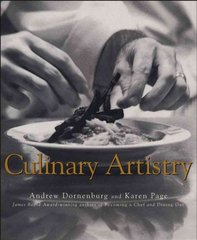 Culinary Artistry 1st edition 9780471287858 0471287857
