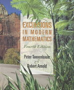 Excursions in Modern Mathematics 4th Edition 9780130177629 0130177628