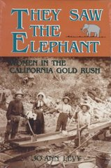 They Saw the Elephant 1st Edition 9780806124735 0806124733