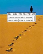 Sociological Footprints 9th edition 9780534588427 0534588425