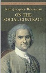 On the Social Contract 1st Edition 9780486426921 0486426920