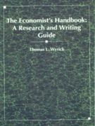 The Economist's Handbook 1st edition 9780314028037 031402803X