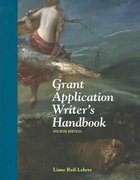 Grant Application Writer's Handbook 4th edition 9780763716424 0763716421