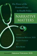 Narrative Matters 1st Edition 9780801884795 0801884799