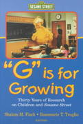 G Is for Growing 1st Edition 9780805833959 0805833951