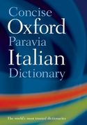 Concise Oxford-Paravia Italian Dictionary 2nd edition 9780198607694 0198607695