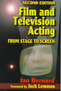Film and Television Acting 2nd edition 9780240803012 0240803019