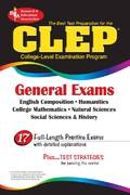 CLEP General Exams 1st edition 9780878919017 0878919015