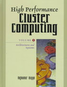 High Performance Cluster Computing 1st edition 9780130137845 0130137847