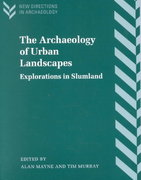 The Archaeology of Urban Landscapes 0 9780521779753 0521779758
