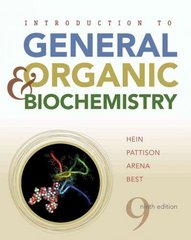Introduction to General, Organic, and Biochemistry 9th Edition 9780470129258 0470129255