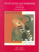 Psychology 2e - Study Guide 2nd edition 9780673982315 0673982319