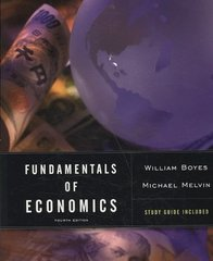 Fundamentals of Economics 4th edition 9780618992676 0618992677