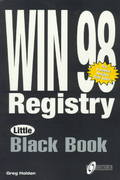 Windows 98 Registry Little Black Book 0 9781576102947 1576102947
