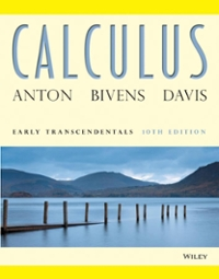 Calculus Early Transcendentals 10th Edition 9781118210130 1118210131