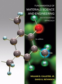 Fundamentals of Materials Science and Engineering 4th edition 9781118214220 1118214226