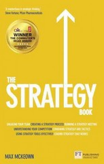 The Strategy Book 1st Edition 9780273757092 0273757091