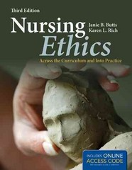 Nursing Ethics 3rd Edition 9781449649005 1449649009