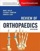 Miller's Review of Orthopaedics 7th Edition 9780323390422 0323390420