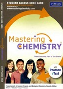 MasteringChemistry with Pearson eText -- Standalone Access Card -- for Fundamentals of General, Organic, and Biological Chemistry 7th edition 9780321776211 0321776216
