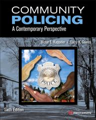 Community Policing 6th edition 9781455728503 1455728500