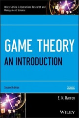 Game Theory 2nd Edition 9781118547175 1118547179