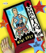 Traction Man Is Here! 1st Edition 9780307931115 0307931110