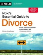 Nolo's Essential Guide to Divorce 4th Edition 9781413317176 1413317170